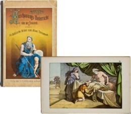 Serie - Bilder zum Anschauungs-Unterricht  f�r die Jugend. (IV. Teil). Biblischen Bilder zum Alten Testament