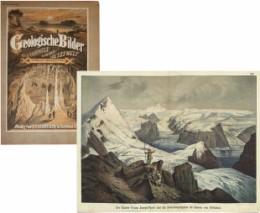 Serie - Geologische Bilder der Vorwelt und der Jetztwelt (IX Teil)