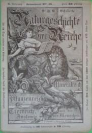 Serie - Dr. G.H. Schubert's Naturgeschichte des Tier-, Pflanzen- und Mineralreichs f�r Schule und Haus