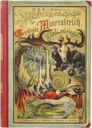 Serie - Dr. G.H. Schubert's Naturgeschichte des Geologie, Mineralreich, Pal�ontologie (III. Abteilung)