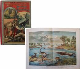 Serie - Dr. G.H. Schubert's Naturgeschichte Geologie und Pal�ontologie (III. Abteilung, 2. Teil)