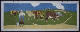 Serie - [Les animaux de la ferme] [van Fernand Chapalet]