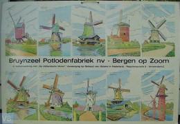 Uitgever - Bruynzeel potlodenfabriek