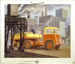 Serie - De ontwikkeling van het goederenvervoer