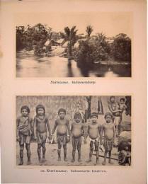 Serie - Platen van Nederlandsch Oost- en West-Indi�
