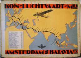 Serie - Amsterdam-Batavia