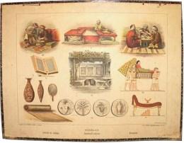 Serie - Bijbelsche Platen tot recht begrip der gewijde Geschiedenis [3e druk]