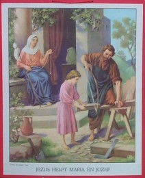 Serie - Jezus en ik. Godsdienstplaten voor het kleuteronderwijs