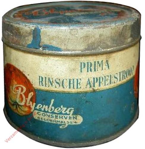 Blyenberg - Prima Rinsche Appelstroop [Blauw-wit]