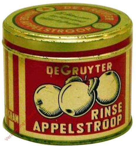 De Gruyter - Rinse Appelstroop [Rood/goud]