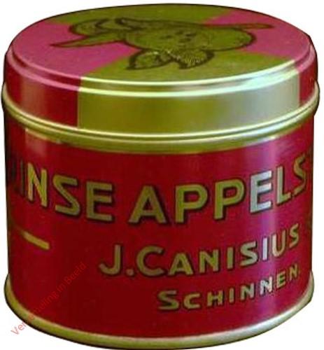 J. Canisius - Rinse Appelstroop [Geflensd]