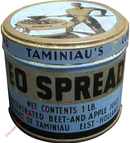 Taminiau - Teo Spread Rinse Appelstroop