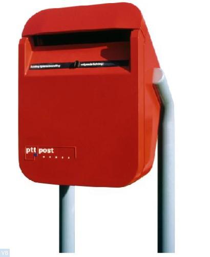 >1986. Enkelvoudige brievenbus
