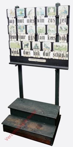 1910-1931. Standaard bij de klassikale leesplank