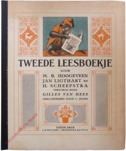 1931-1960. Tweede leesboekje