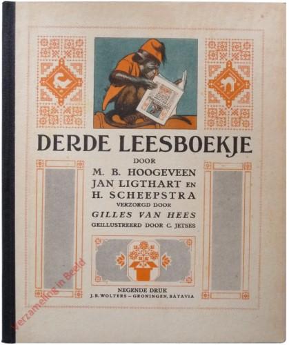 1931-1960. Derde leesboekje