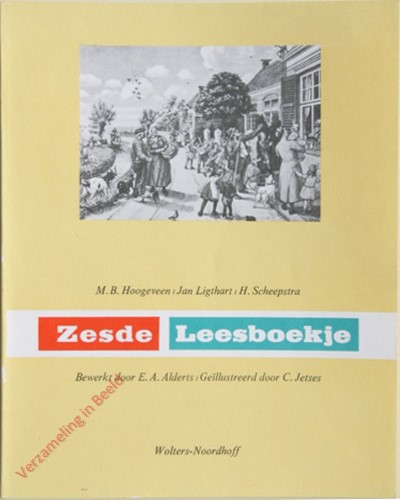 1961-1975. Zesde leesboekje