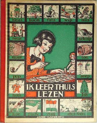 1936 [lesboekje]. Ik leer thuis lezen [Lesboekje voor zelfondericht]