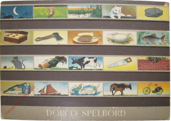 maan been riet, Dorco spelbord