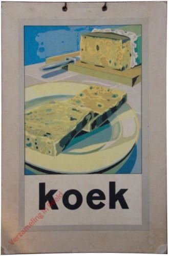 1951 [Een nieuwe wereld]. koek