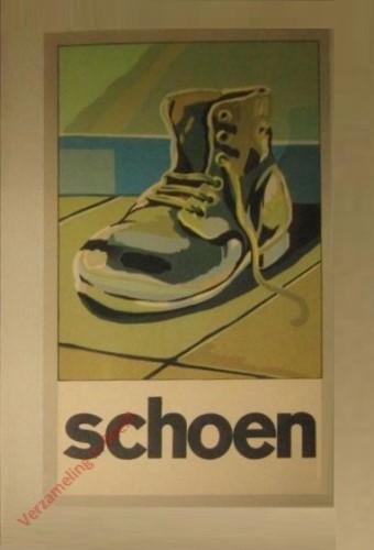 1951 [Een nieuwe wereld]. schoen