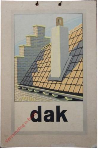 1951 [Een nieuwe wereld]. dak