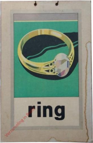 1951 [Een nieuwe wereld]. ring