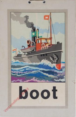 1951 [Een nieuwe wereld]. boot