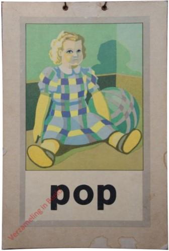 1951 [Een nieuwe wereld]. pop