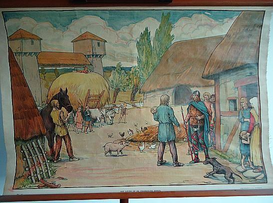 22 - Het leven op de Frankische landhoeve