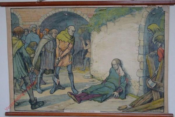 35 - Dood van Jacob van Artevelde