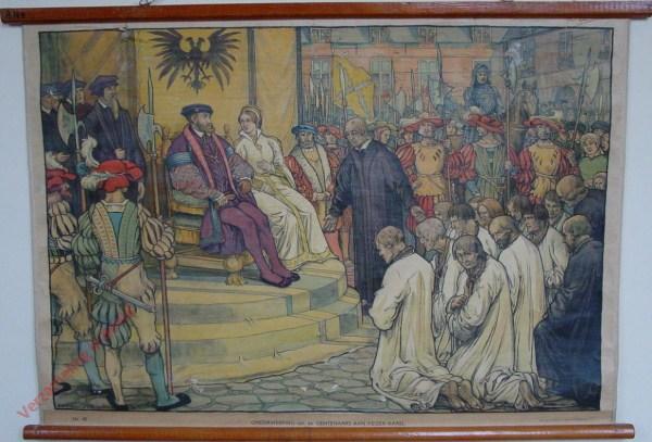 40 - Onderwerping van de Gentenaars aan Keizer Karel