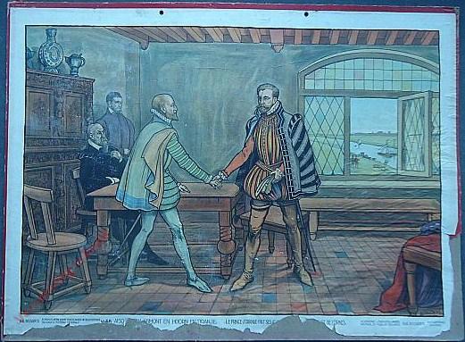 48 - Afscheid van Egmont en Hoorn en Oranje