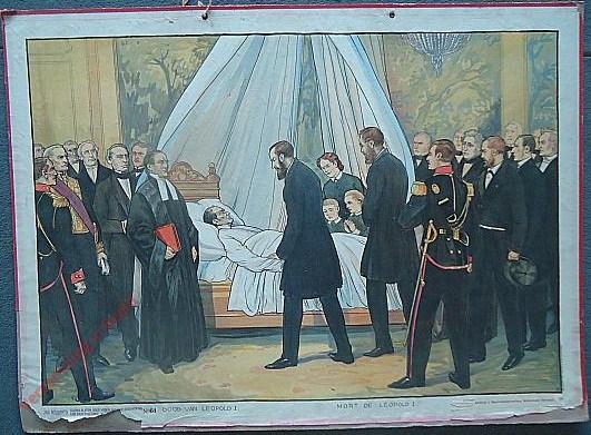 61 - Dood van Leopold I