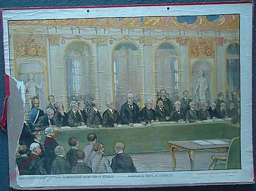 65 - Het vredesverdrag van Versailles