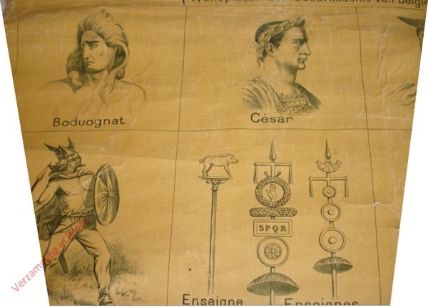 5 - Belges et Romains - Belgen en Romainen