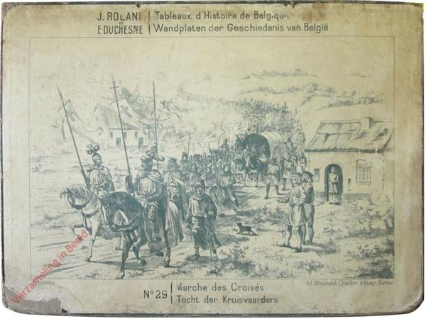 29 - Marche des Croisés - Tocht der Kruisvaarders