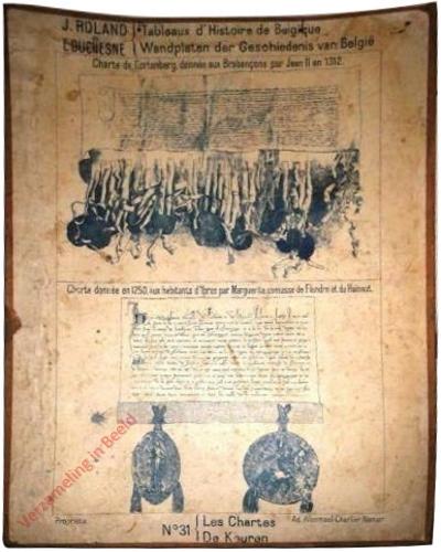 31 - Les Chartes - De Keuren