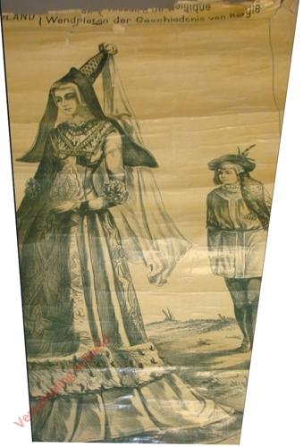 44 - Standbeeld van Maria van Bourgondië