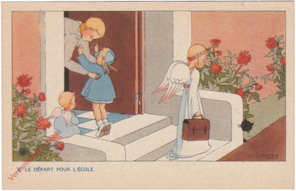 [5] 2005 - Le départ pour l'école [Frans]