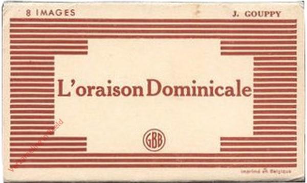 L'oraison Dominicale [Map Frans]