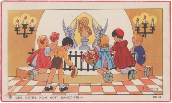 [2] 2014 - Que votre nom soit sanctifië [Frans]