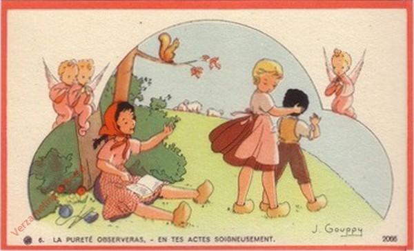 [6] 2066 - La pureté observeras en tes actes soigneusement [Frans]