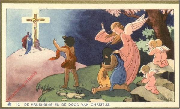 10 - Jésus meurt sur la croix [Frans]