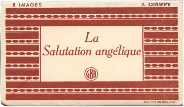 Salutations Angelique [Map Frans]