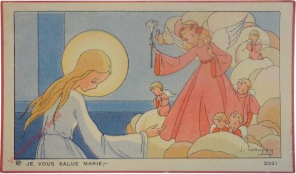 [1] 2021 - Je vous salue Marie [Frans]
