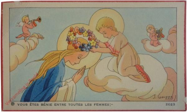 [3] 2023 - Vous etes bénie entre toutes les femmes [Frans]