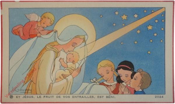 [4] 2024 - Et Jésus, le fruit de vos entrailles, est béni [Frans]