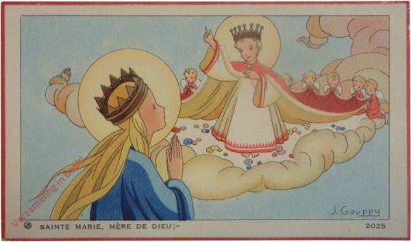 [5] 2025 - Sainte Marie, mère de Dieu [Frans]