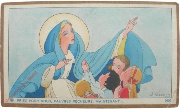 [6] 2026 - Priez pour nousm pauvres pécheurs, maintenant [Frans]